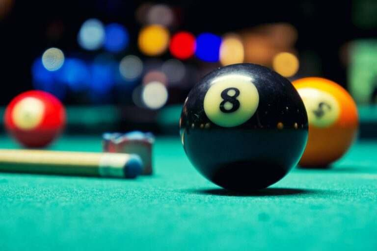 The Beginner's Guide to Playing Pool