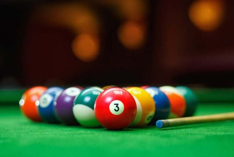 5 Accessories Every Pool Table Needs